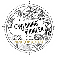 Marla Manes Photography elopement photographer top artist badge for Wedding Pioneer - Washington-based Adventure Elopement Photographer