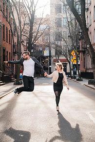New York City Couples Photography | Adventure Photographer