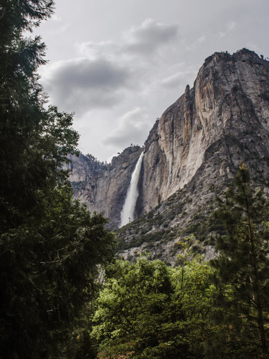 Marla Manes Photography Upper Yosemite Falls