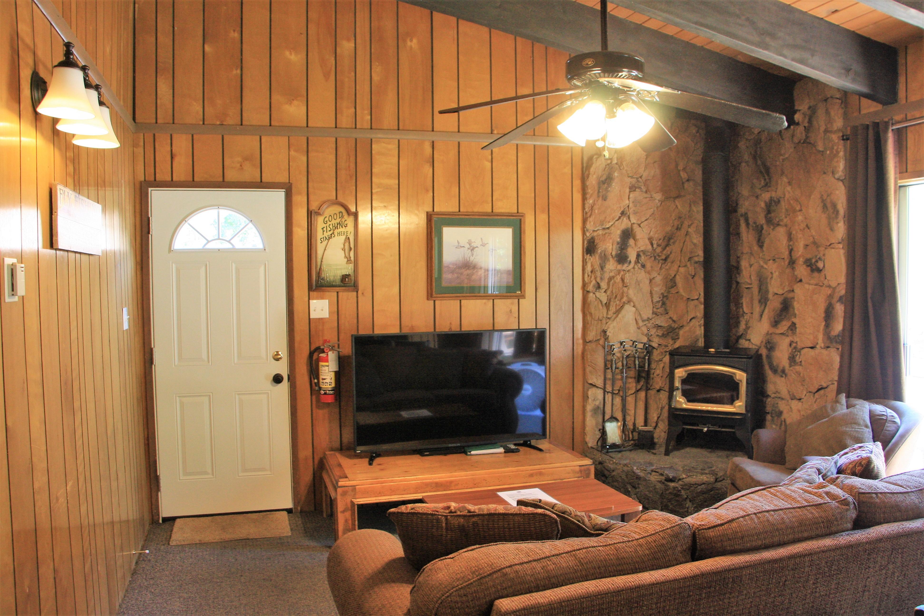 Audubon living room