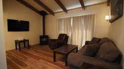 John Muir Living Room Fireplace