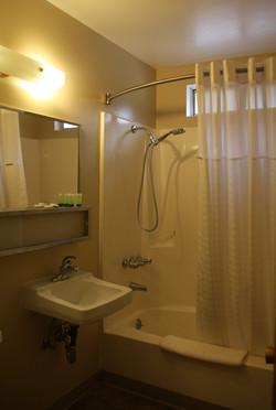 Ansel Adams bathroom