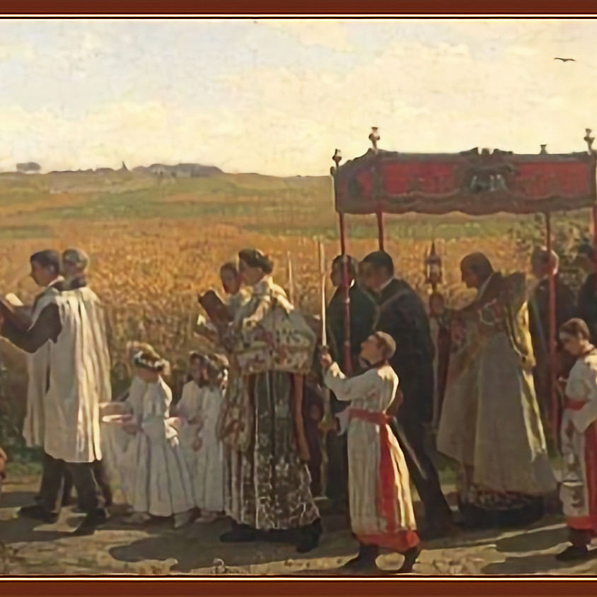 Eucharistic Procession and Reservation