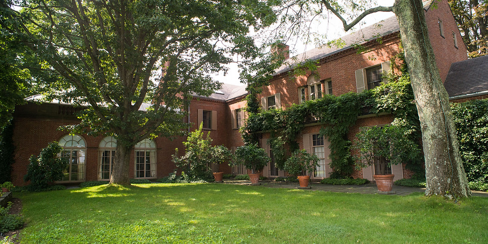 Inside Out: Relating House and Garden at Wethersfield