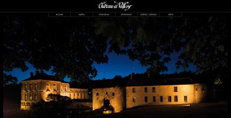 Le Château de Vallery
