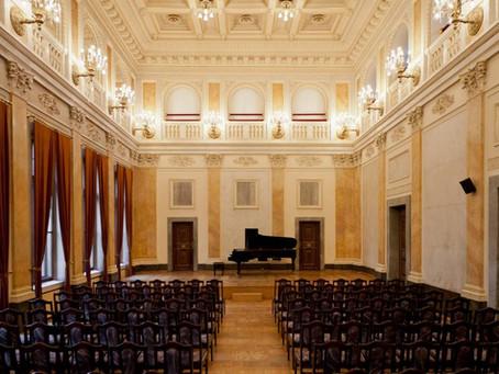 Florianka Recital Hall, Krakow