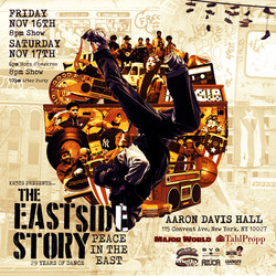 EAST SIDE STORY (KR3Ts)
