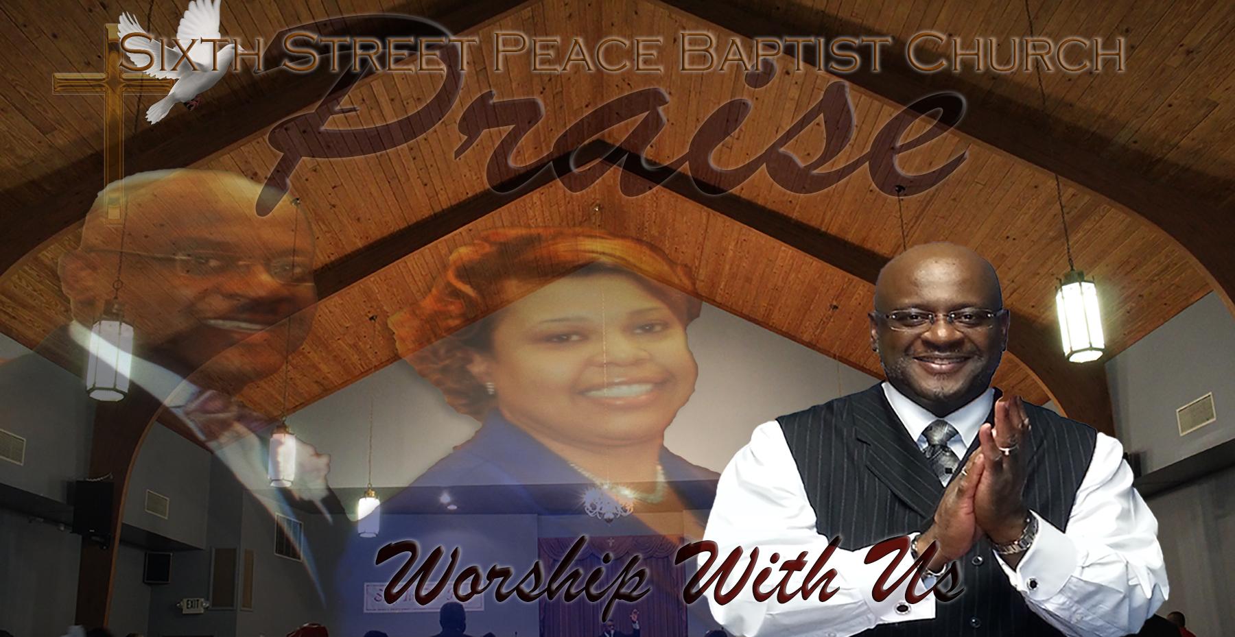 Pastor & First Lady LaTasha Caldwell