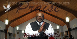 Pastor Geroid E. Caldwell