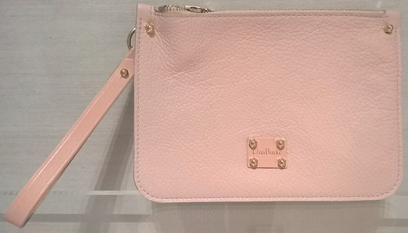 Powder Pink Studded Purse
