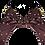 Thumbnail: Overlap Jacket - Merlot Cowhide