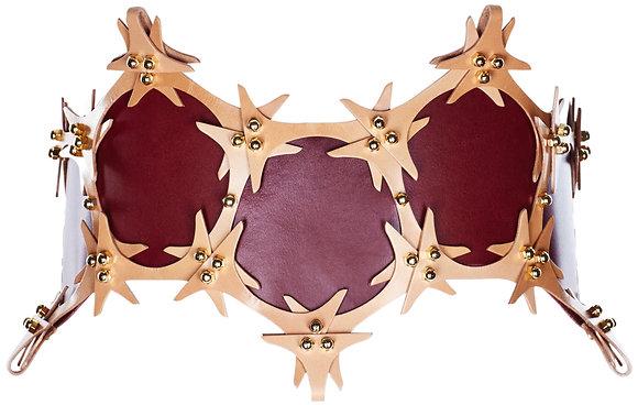 Lace Cutout Cinch Belt