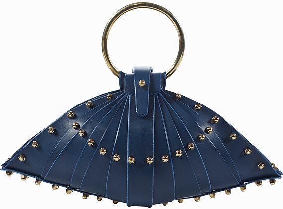 Blueberry Shell Bag