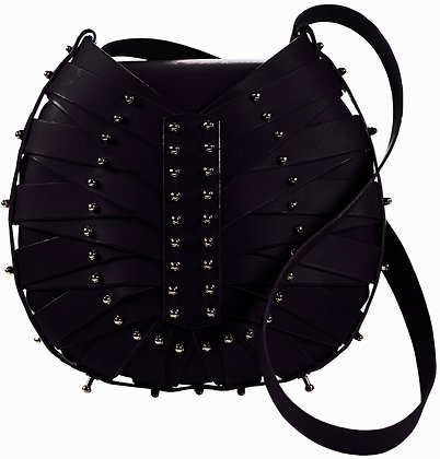 Black Shield Bag