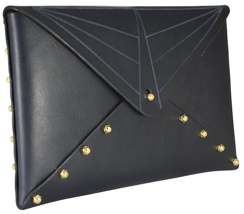 Etched Envelope Clutch