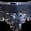 Thumbnail: 50% Off - Rivet Lace Belt- Black