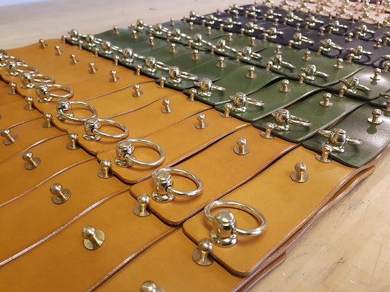 Mustard Swivel Bracelet - BuDhaGirl Collab