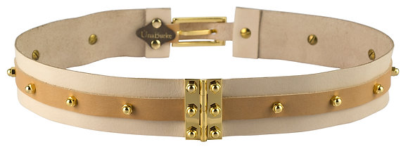 Gold Hinge Belt