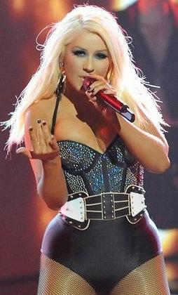 Christina Aguilera - Double-Layer Belt