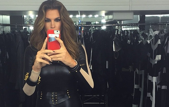 Cindy Crawford - Warrior Belt - Bad Blood Video