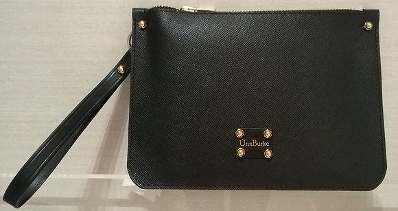 Black Purse / Detachable Tote Pocket