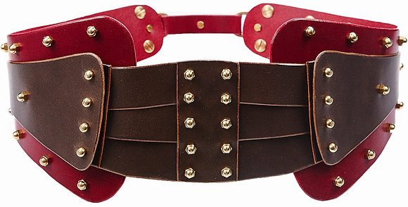 Double-Layer Belt