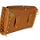 Thumbnail: Etched Belt & Across-Body Bag - Black