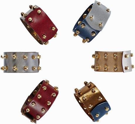 Simple Studded Cuff / Bracelet