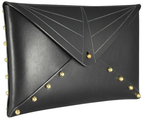 Etched Envelope Clutch
