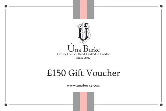 £150 Digital Gift Voucher