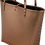 Thumbnail: 50% Off - Weave Embossed Tote - Rose Gold