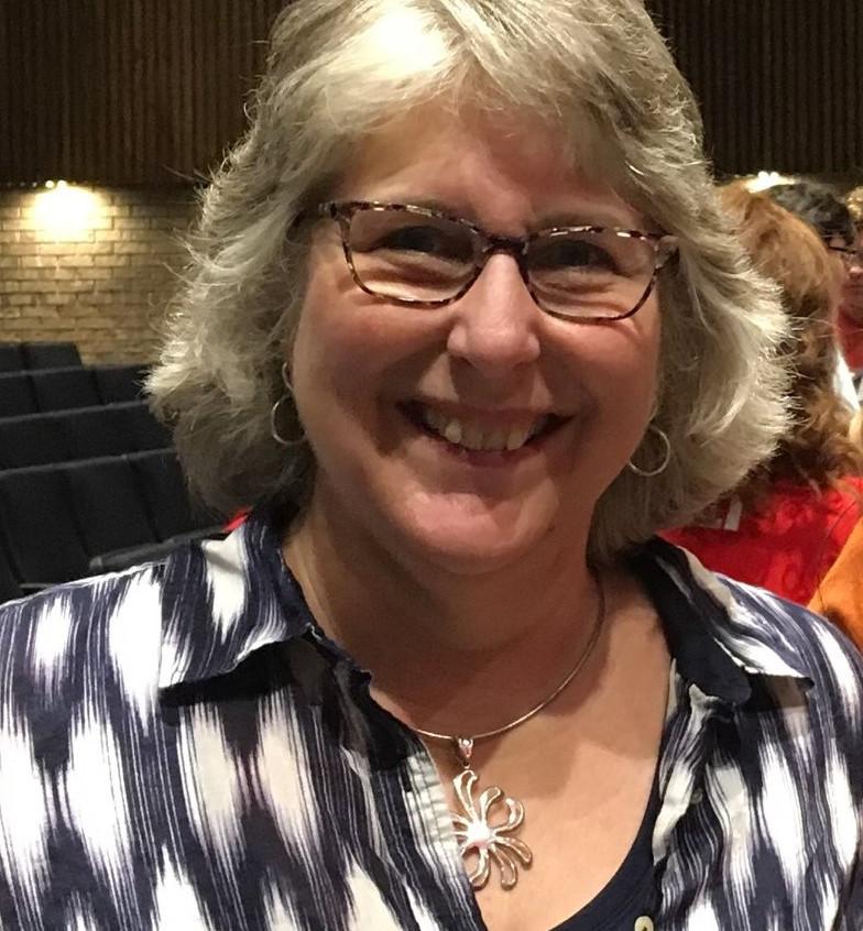 Judy Smith photo May 2018