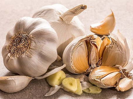 Raw versus fermented garlic--what's the difference?