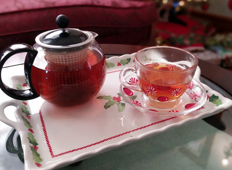 A Christmas Cup of Tea