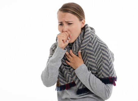 Persistent cough is nothing to sneeze at!