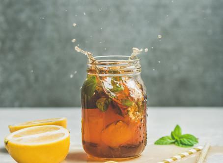 Chillin'- Pro tips for storing herbal iced tea