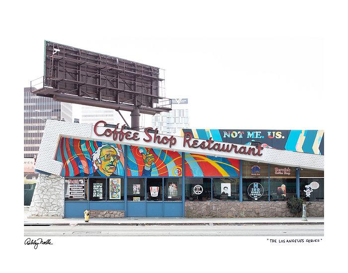 BERNIE COFFEE SHOP
