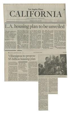 L.A. TIMES 2008