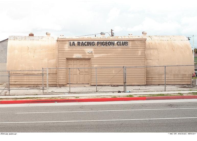 L.A. RACING PIGEON CLUB