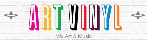 ART VINYL Logo