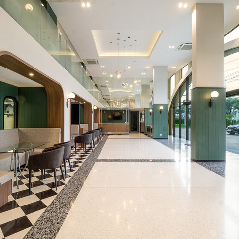 JUSTICE HOTEL : Lobby_03