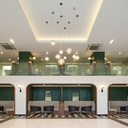 JUSTICE HOTEL : Lobby_02