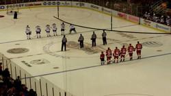 Voyage de hockey à Détroit