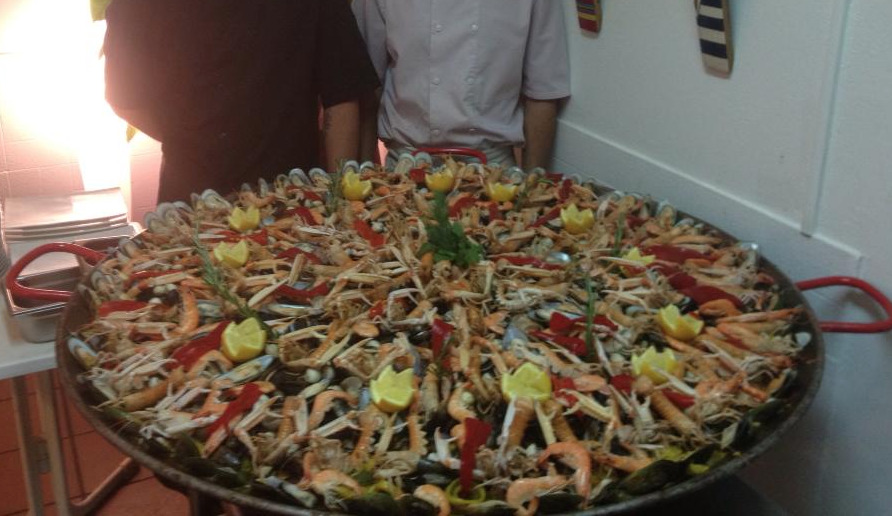 paella saint hubert