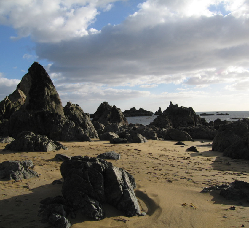 The Copper Coast Geopark