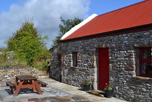 Luxury private farm accommodation Ireland