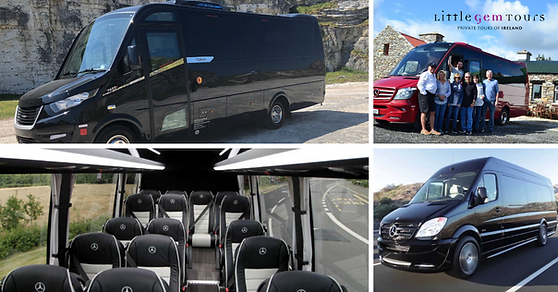 Private Transport Ireland for groups
