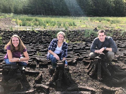 Tour the bogs Ireland
