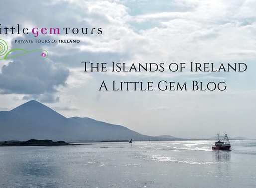 The Islands of Ireland... A Little Gem Blog