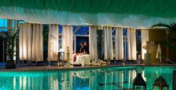 Spa and Pool in Irish Hotel